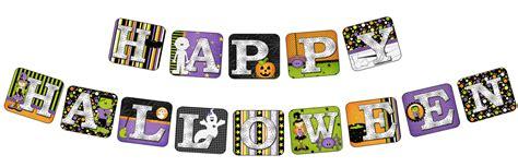 printable halloween birthday banner yvonne byatt s family fun free printable halloween banner