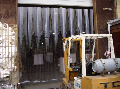 industrial dust curtains strip doors and curtains