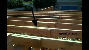 framing ceiling joists wood framing ceiling joist laps connections home