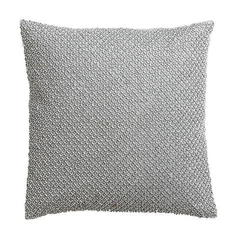 silver beaded pillow silver beaded pillow i ethan allen