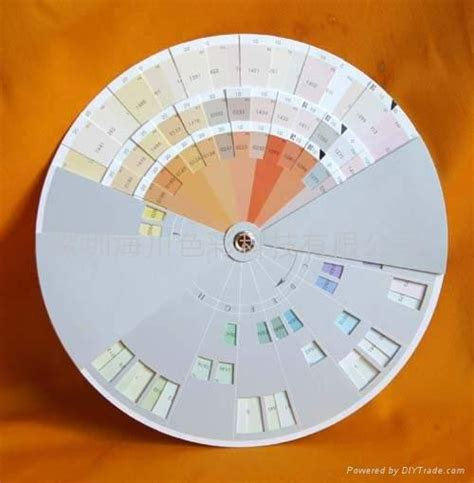 color wheel cbcc china manufacturer pantone color guide chips packaging printing