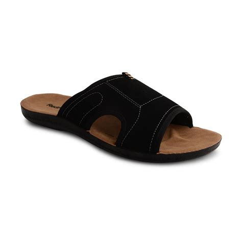 mens slip on shoes summer strappy comfort sandals
