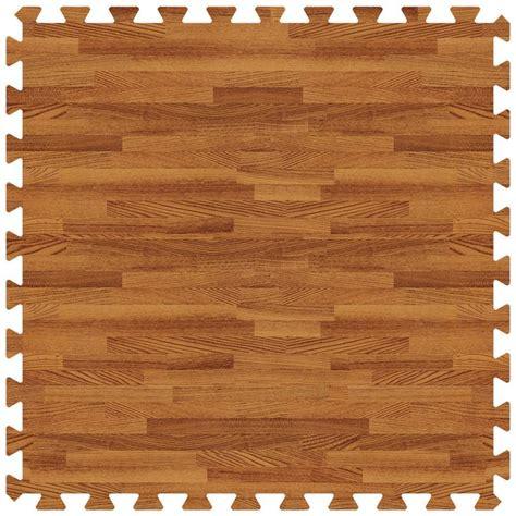 groovy mats oak 24 in x 24 in comfortable wood
