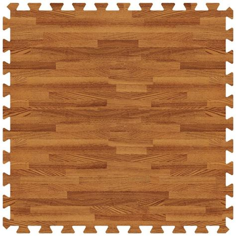 Groovy Mats by Groovy Mats Oak 24 In X 24 In Comfortable Wood