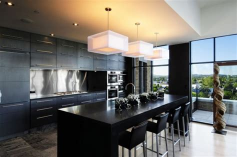 Amazing Kitchen Inseln by 16 Imposant Penthouse Kitchen Design That Certainly Will