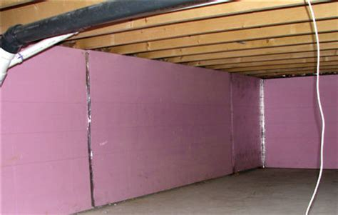 How To Insulate A Crawl Space Ceiling by Floor And Crawl Space Insulation Naturalgasefficiency Org
