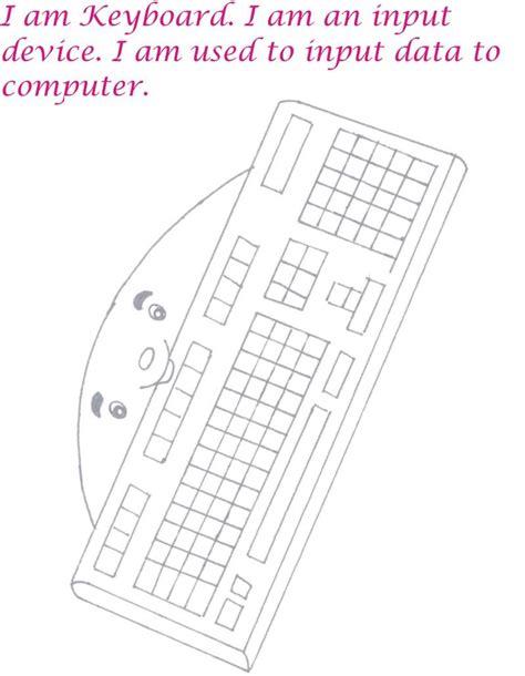 printable keyboard images keyboard coloring page printable