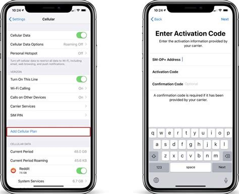 esim functionality available in ios 12 1 but carrier support is required macrumors