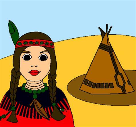 imagenes animadas indigenas comunidad indigena dibujos imagui