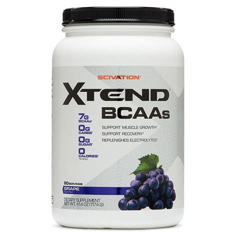 Suplemen Xtend scivation xtend new edition is a dietary supplement with amino acids