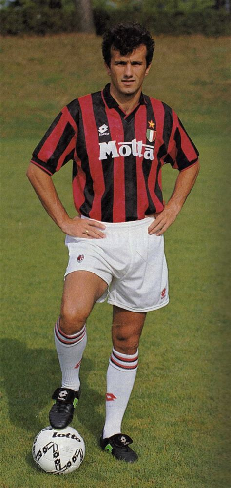 Jersey Ac Milan 92 93 Away Motta stagione 1993 94 ac milan football shirts