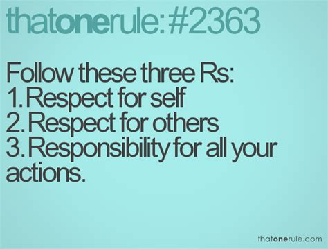 Recpect Fo Others respect for others quotes www imgkid the image kid