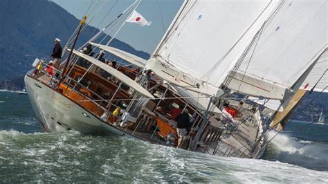 yachts entered   americas cup superyacht regatta boat international