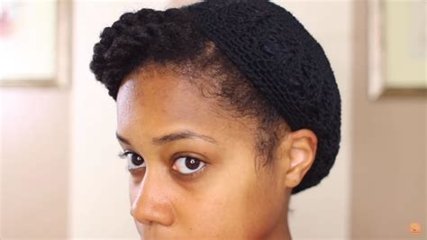 african american hairstyles to exercise in 2 simple natural hairstyle hacks you can use as protection