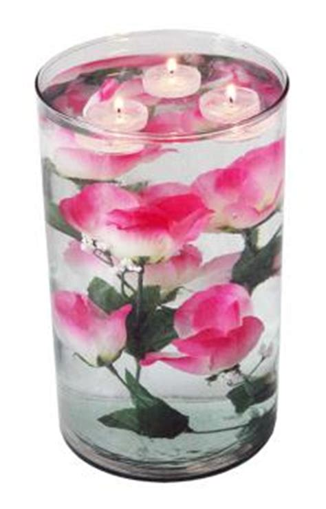 how to make a gel candle centerpiece lovetoknow