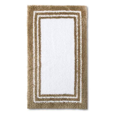 fieldcrest rugs bordered bath rug fieldcrest ebay