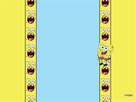 spongebob powerpoint template pretty spongebob squarepants template photos gt gt background