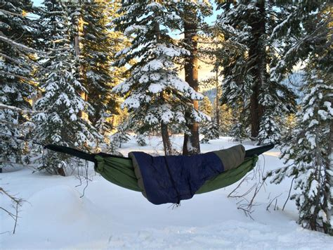 10 reasons you should try hammock camping