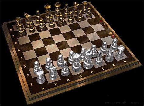 Unusual Chess Sets by My Funny Cool Chess Boards Collection Pictures