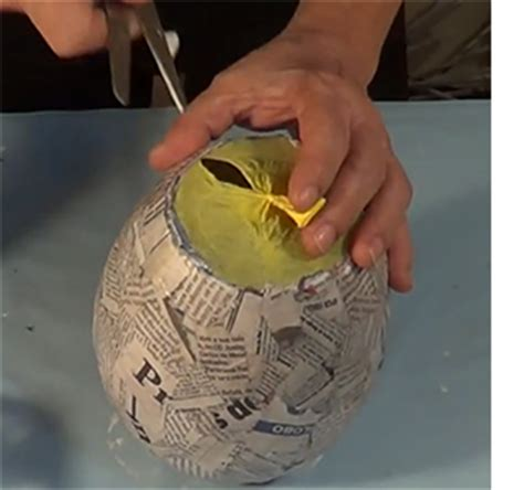 How To Make Paper Mache Glue At Home - home dzine craft ideas make these easy paper mache pots