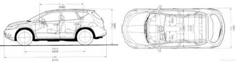 Nissan Murano Dimensions Nissan Murano Dimensions