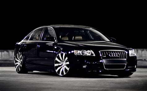 black audi cool hd audi wallpapers for free download