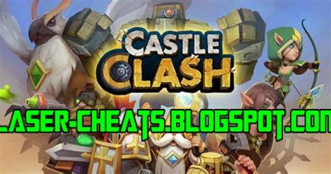 download game castle clash mod unlimited laser cheats castle clash hack tool and cheats free
