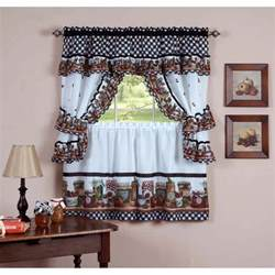 rooster kitchen curtains valances 20 useful ideas of rooster kitchen curtains as part of