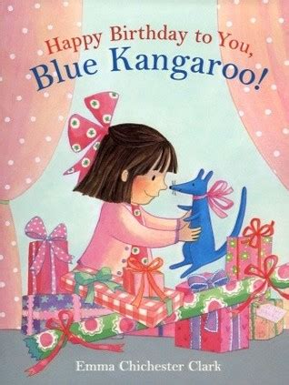 Shows Covered Birthday Crotch by Happy Birthday To You Blue Kangaroo By Chichester
