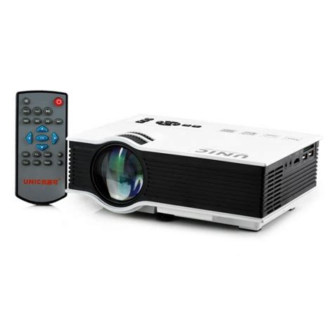 Proyektor Uc40 Led Projectors Led Projector Unic Uc40 Cheap Led Bulbs Led Flashlights Led Headls