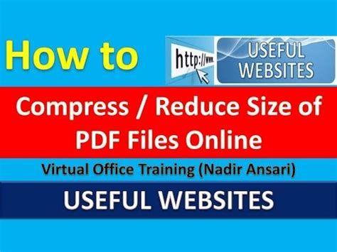 compress heavy pdf files how to compress reduce size of pdf files online useful