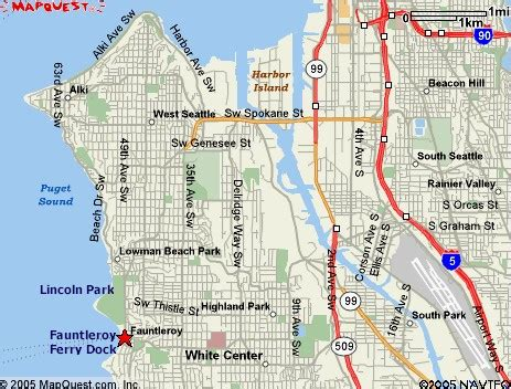 seattle map ferry seattle bicycle club fauntleroy ferry dock