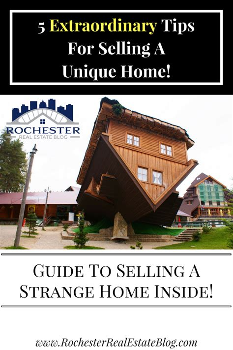 tips for selling house 5 extraordinary tips for selling a unique home or property