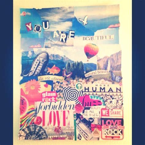 ideas mag magazine collage ideas creativity pinterest
