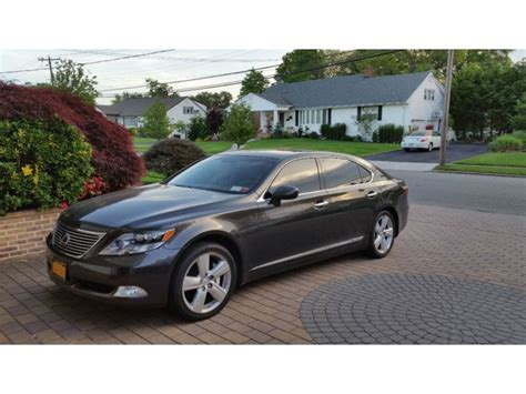 lexus is for sale by owner used 2008 lexus ls for sale by owner in cossayuna ny 12823
