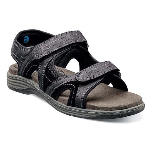 sandals wide width nunn bush s randall open toe sandals wide width free