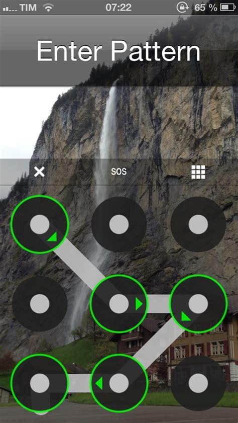 pattern unlock for ios 7 k patternunlock 1 0 1 sinful iphone