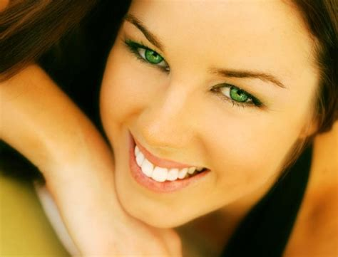 beautiful green color photos of makeup for green slideshow