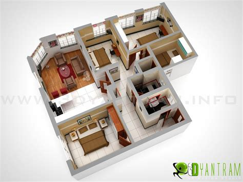 home floor plan residential amsterdam view