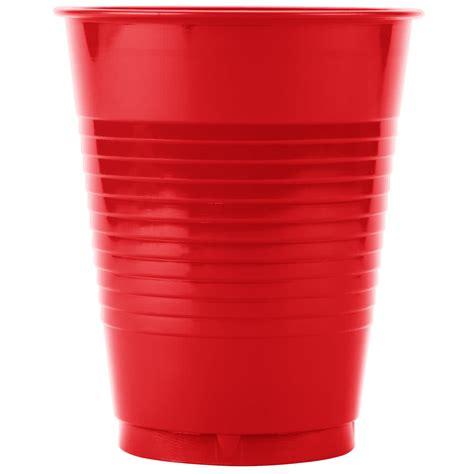 Buy Coffee Cups Creative Converting 28103181b 16 Oz Classic Red Plastic
