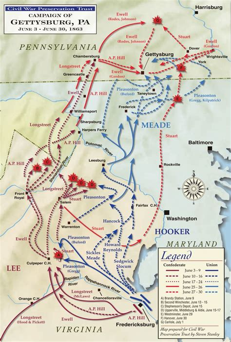 Gettysburg Mba In Late 30s Worth It by 94 Best Images About Gettysburg Battlefield Maps July 1 2