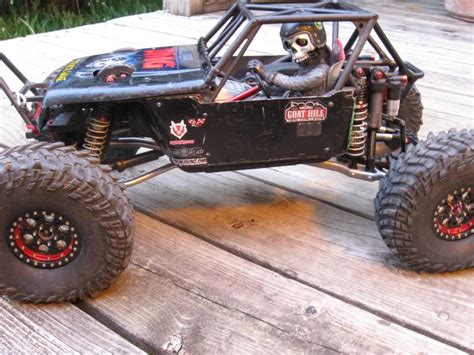 Chassis Hsp Pangolin Axial Scx10 Wraith dmg stiffy kit for trailing arm suspension blue monkey rc