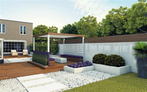 imagenes de jardines interiores modernos decoraci 243 n de jardines de casas modernas
