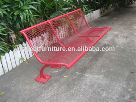 used park benches for sale hot sale durable metal park bench for sale used park