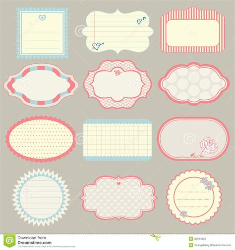 Frame Clipart 1208054 Illustration By by 19 Vector Frame Images Vector Frames