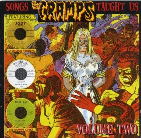 Us Records Index Volume 2 Songs The Crs Taught Us Vol 2 Cd