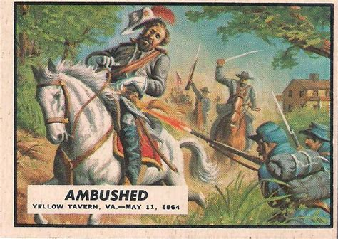year of the and battles of jeb stuart and his cavalry june 1862 june 1863 books confederate cavalry battle of yellow tavern american