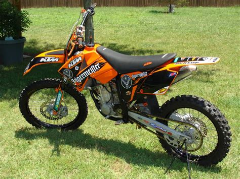 Jagermeister Sticker Kit Ktm by Jagermeister Graphics Kit What Do You Think 250 350