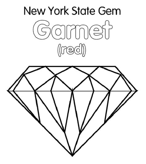printable coloring pages gemstones gemstone colouring pages page 2