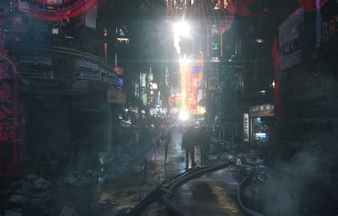 cyberpunk city concept environment sci fi concept art cyberpunk sci fi pinterest cyberpunk sci fi and